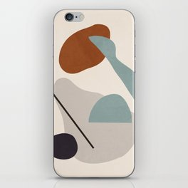 Abstract Shapes 11 iPhone Skin