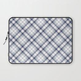Winter Plaid Laptop Sleeve