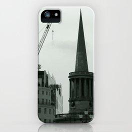 'All Souls Church' iPhone Case