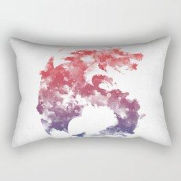 Dragon's Myth Rectangular Pillow