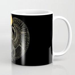 Sacred Scarab (v2) Coffee Mug