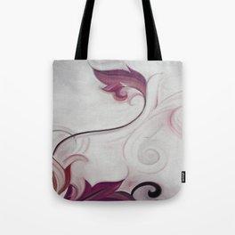 Floral Scroll Series-No.775 Tote Bag
