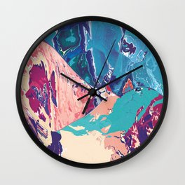 This got me puzzled Wall Clock