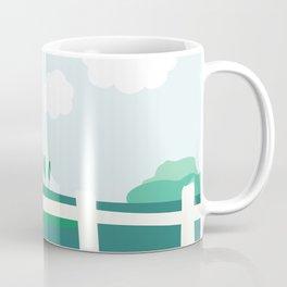 Fresh Air Runner Coffee Mug