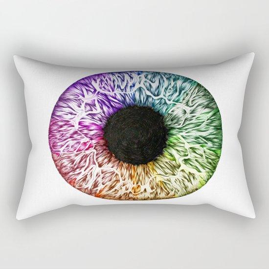 Eye of the World Rectangular Pillow
