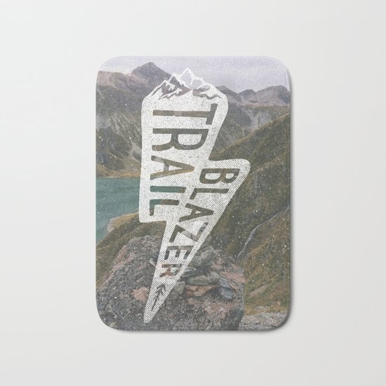 Trail Blazer Bath Mat
