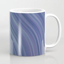 stripes wave pattern 1 fnp Coffee Mug