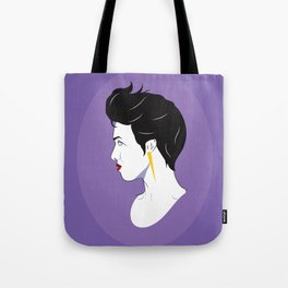 BianCamée Lilas Tote Bag