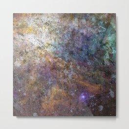 Galaxy Series: Number Four Metal Print