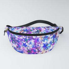 star abstract advent christmas Fanny Pack