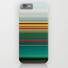 Blues Pop iPhone 6s Slim Case
