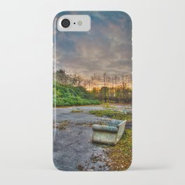 Rough Seat iPhone Case