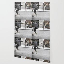 Mid-Air Skater Wallpaper