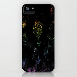 Protect Love iPhone Case
