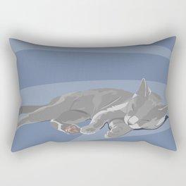 Snooze Rectangular Pillow