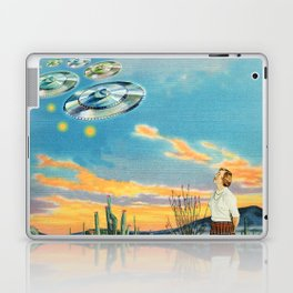 They were here before us Laptop & iPad Skin