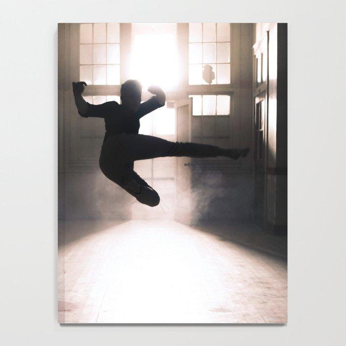Jump contre jour Notebook