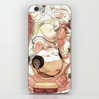 bouletcorp iPhone & iPod Skins featuring In Utero by Bouletcorp