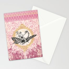 Vintage Fairy Queen Stationery Cards