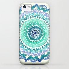 Deep Forest Flower Slim Case iPhone 5c