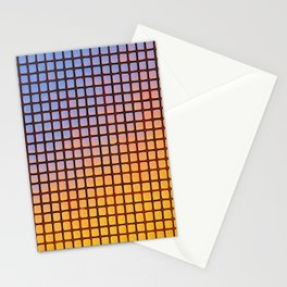 Fly Wire Sunrise Stationery Cards