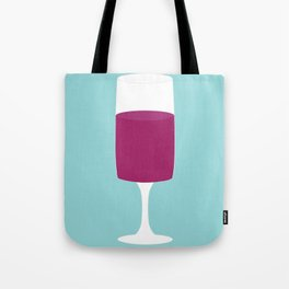 Showtasting - Wine Glass - Big Carl Tote Bag