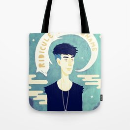 Ridicule Is No Shame Tote Bag