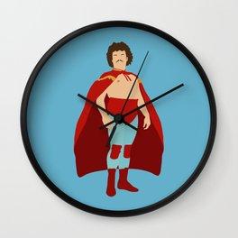 Nacho Libre movie Wall Clock