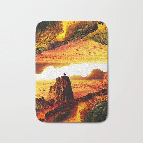 Lava Isolation Bath Mat