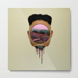 Supreme Bleeder Metal Print