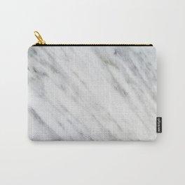 Carrara Italian Marble Carry-All Pouch