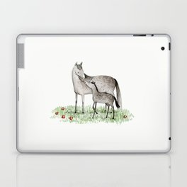 Mare & Foal Laptop & iPad Skin