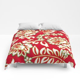 Tropical Eggnog Punch Comforters
