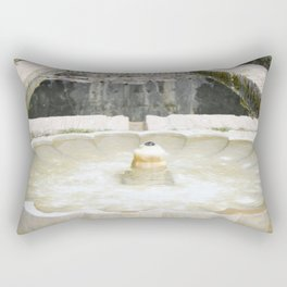 Two Moorish Fountains Rectangular Pillow