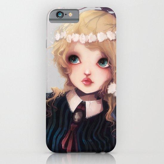Quelque part... iPhone & iPod Case