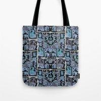 peru Tote Bags featuring Old Peru by gtrapp