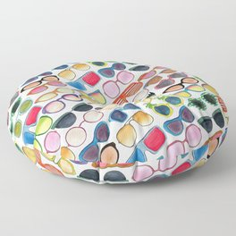 Sunglasses by Veronique de Jong Floor Pillow