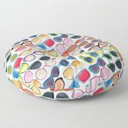 Sunglasses by Veronique de Jong Floor Pillow