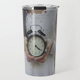 Ticking Travel Mug