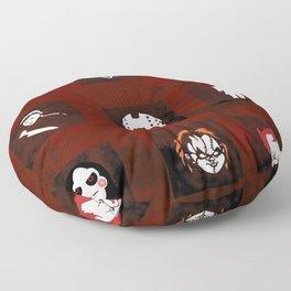 Horror Legends Floor Pillow