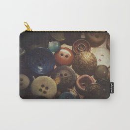 Button Club Carry-All Pouch