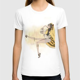 Yellow Milan T-shirt