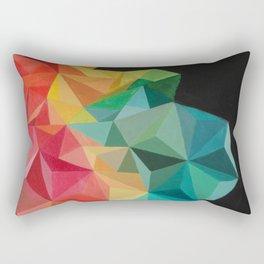 Pixelate Rectangular Pillow