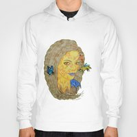 lorde Hoodies featuring Lorde by Montana