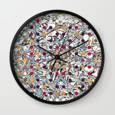 Hyetal Wall Clock