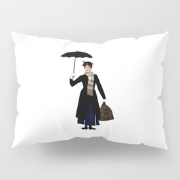 Mary Poppins Pillow Sham