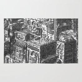 City Landscape Rug