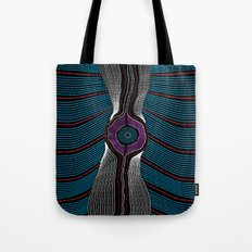 Aboriginal 12 Tote Bag