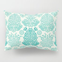 Lovebirds Pillow Sham