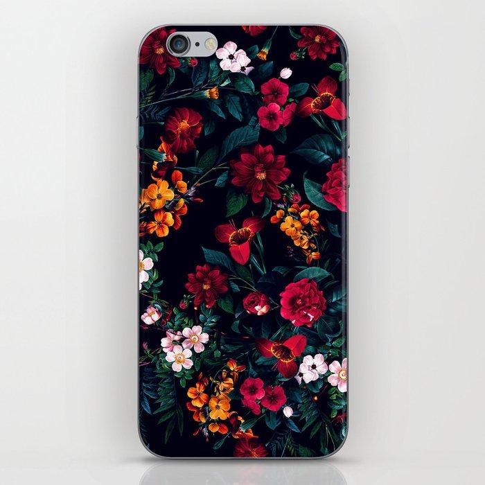 The Midnight Garden iPhone Skin